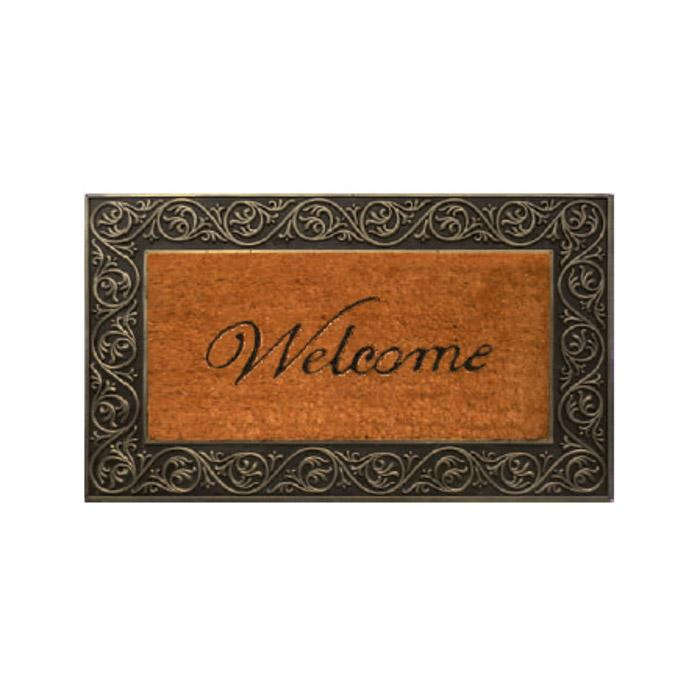 Prestige Silver Welcome Doormat