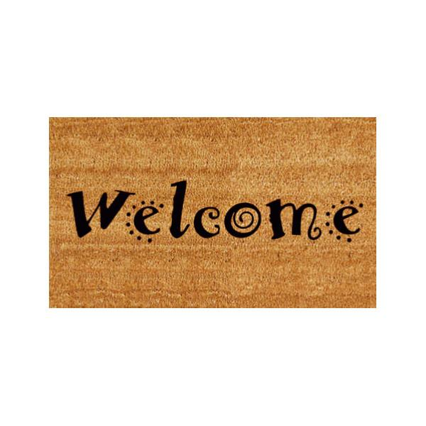 Fizzy Welcome Doormat