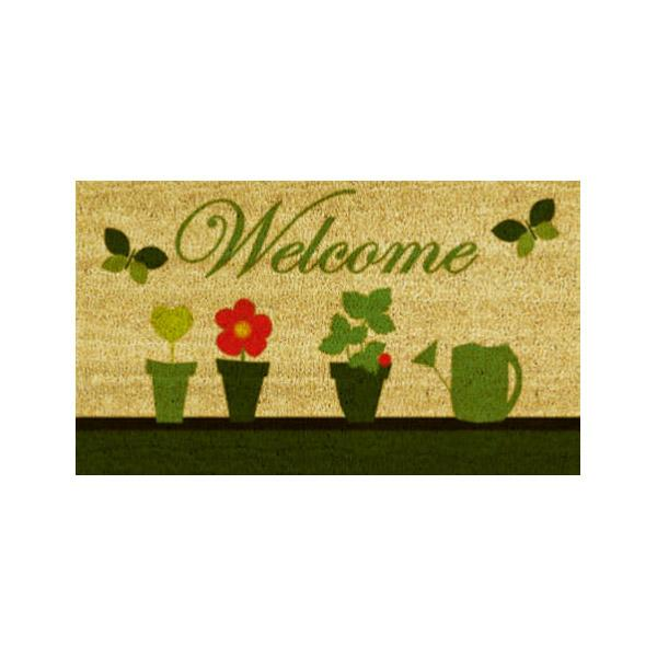 Green Grandeur Doormat