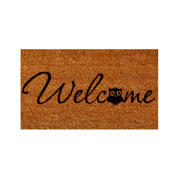 Barn Owl Welcome Doormat - 2' x 3'