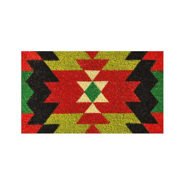 Aztec Graphic Doormat