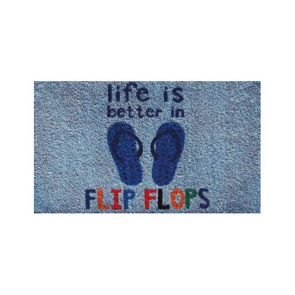 Life is Better Doormat