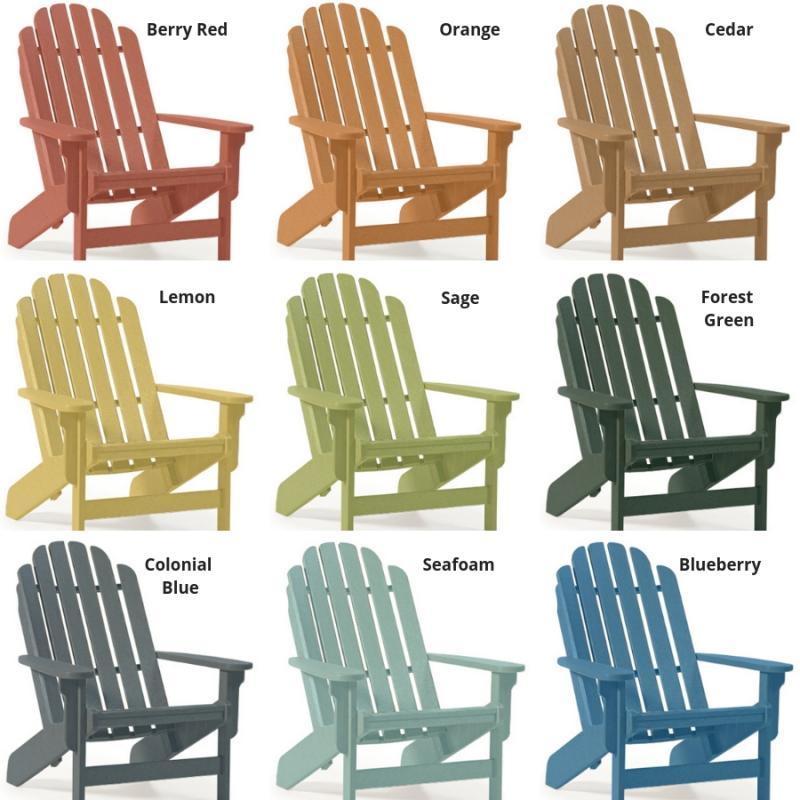 Super Shoreline Adirondack Chair Breezesta Recycled Poly Furniture Download Free Architecture Designs Embacsunscenecom