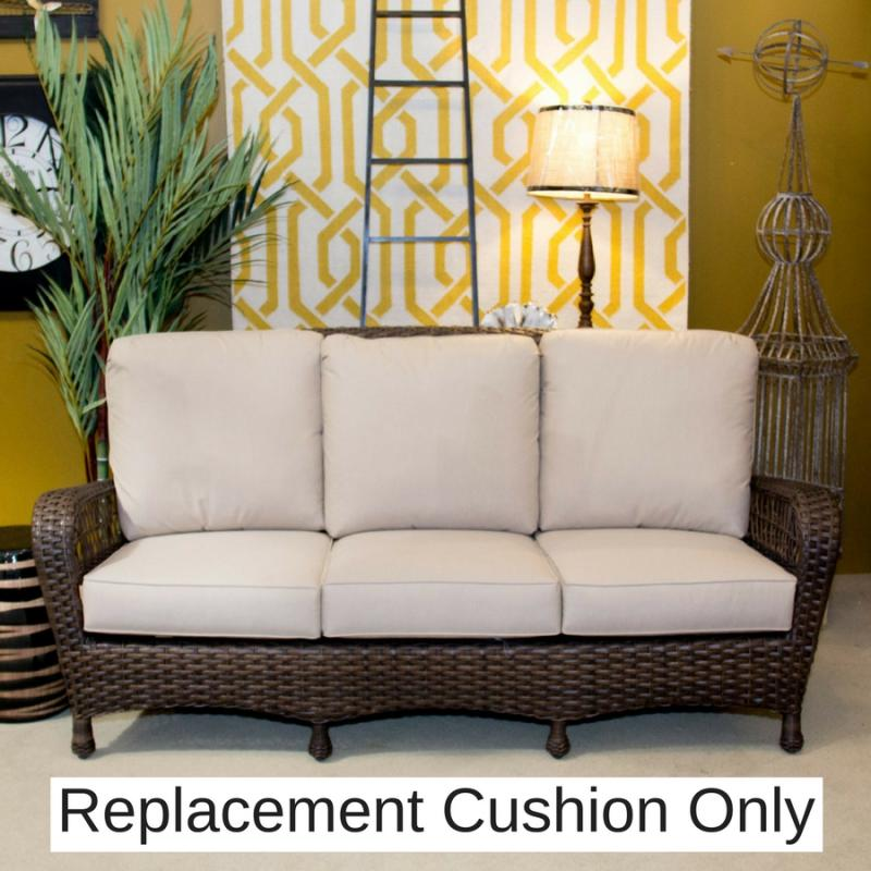 Replacement Cushion - Bel Air 3-Seater Sofa by Erwin & Sons