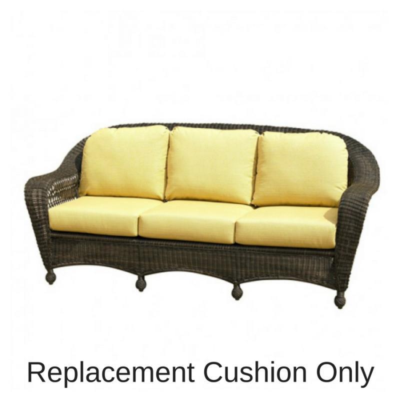Northcape Charleston 3 Seater Sofa Cushion
