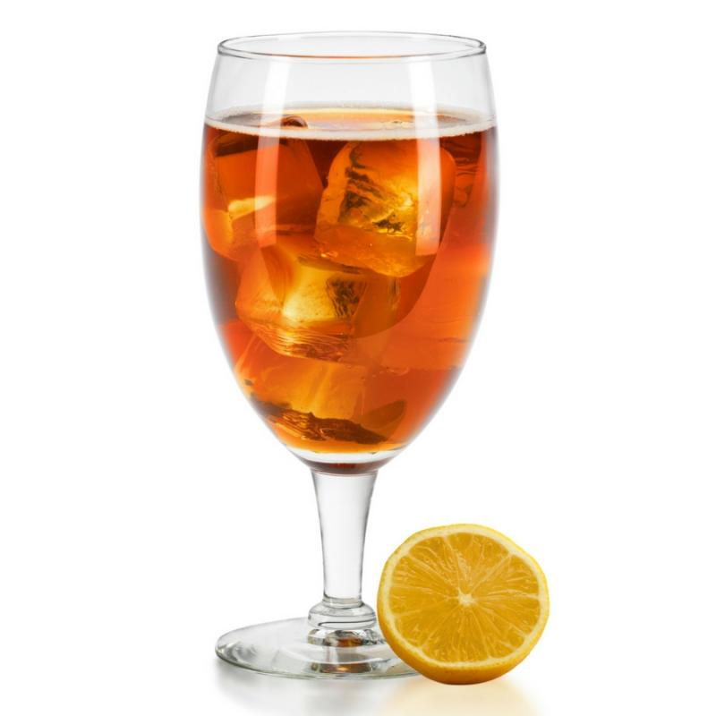 Citation Iced Tea Glass