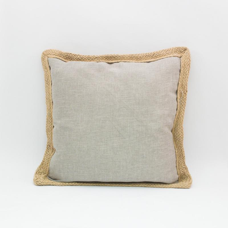 Bombay Pillow - Stone