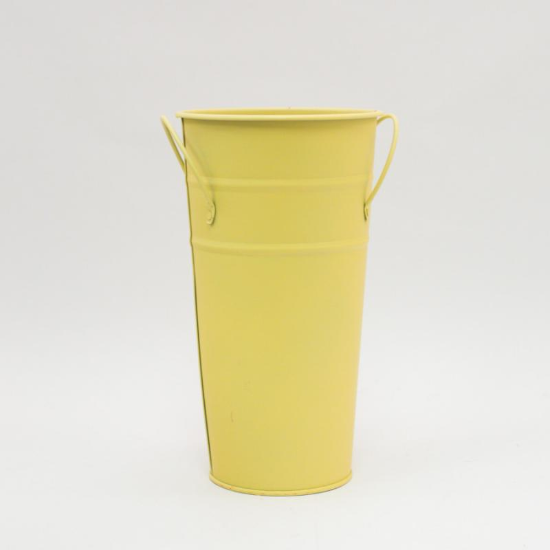 French Bucket - Tall Yellow