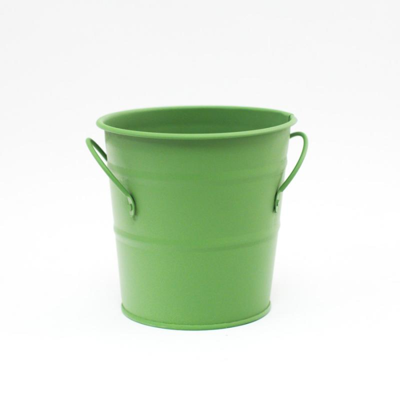 French Bucket - Small Green