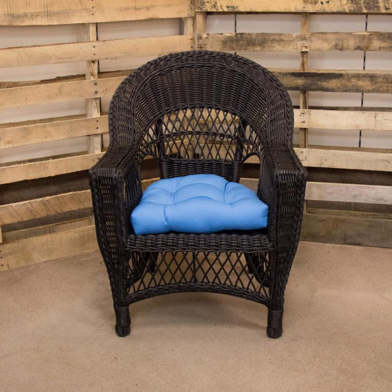 Aruba Black Chair