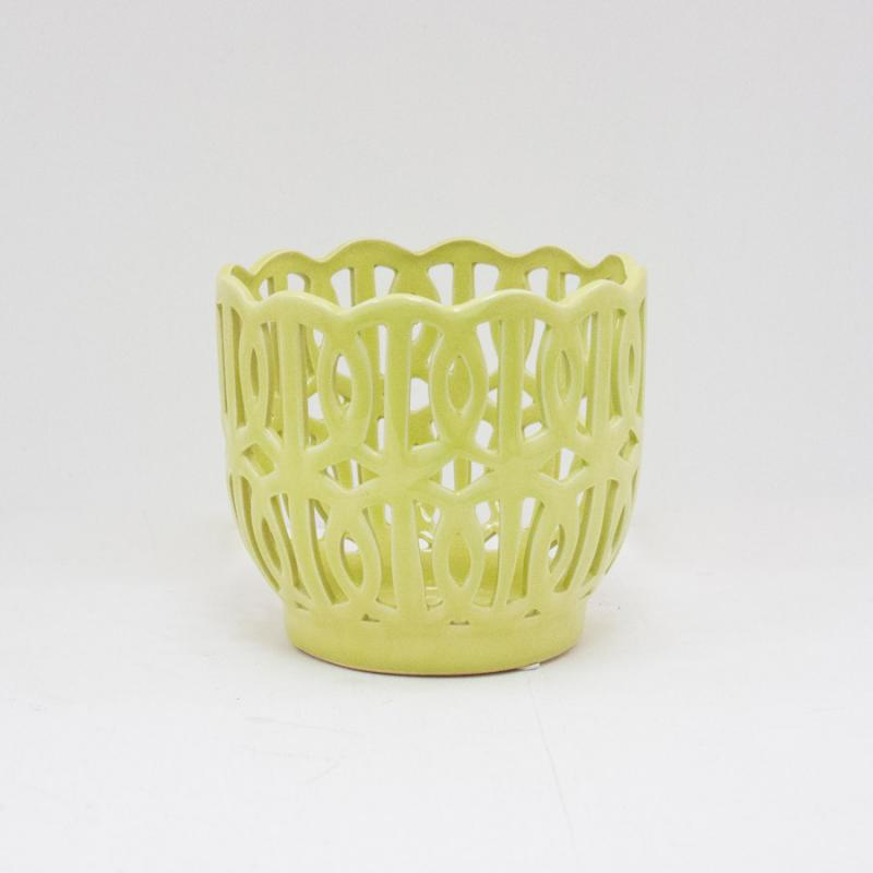 Ceramic Bowl - Light Green