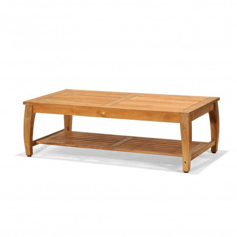 Laguna Teak Coffee Table by NorthCape