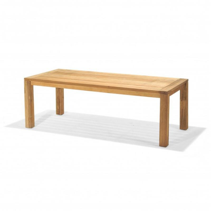 "Valencia 87"" Teak Dining Table by NorthCape"