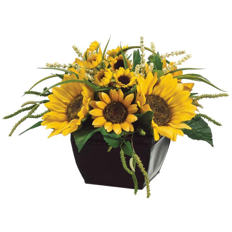 Sunflower Floral Arrangement Floral Arrangements