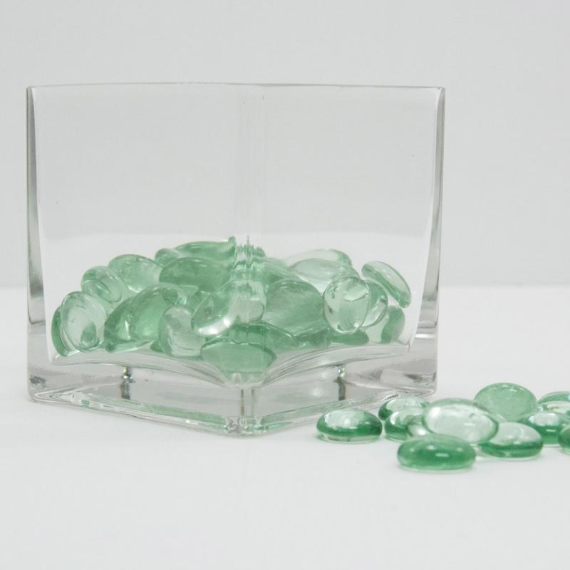 Apple Green Lustre Gems