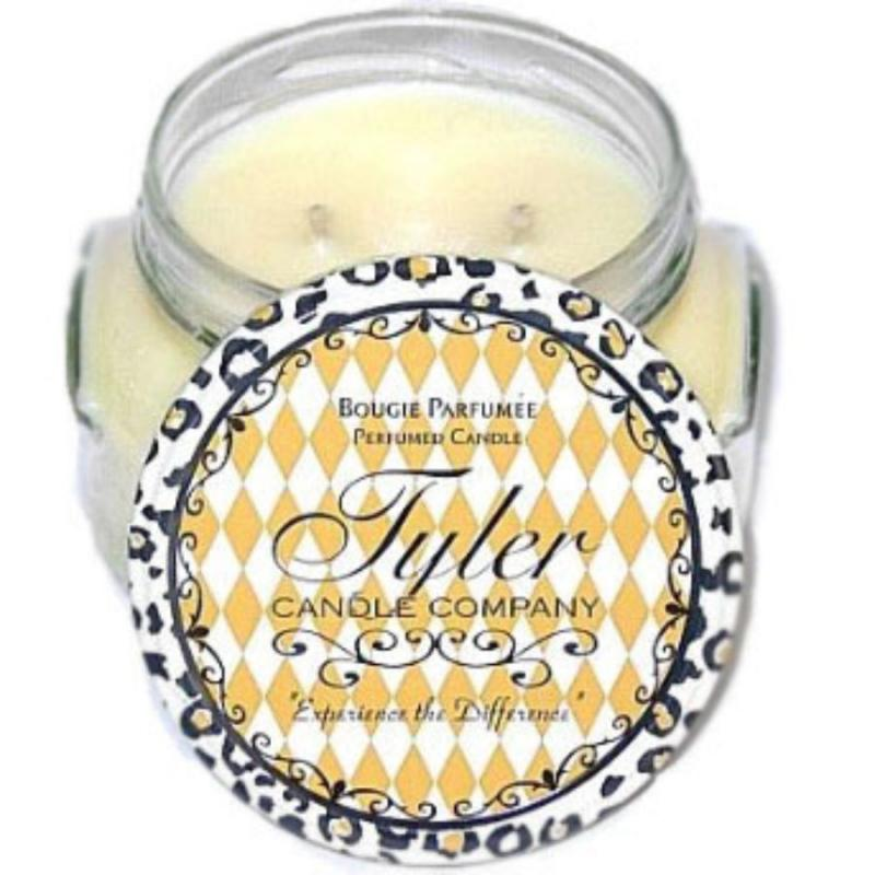 Tyler Candle Co. - Beach Blonde 3.4 oz Jar