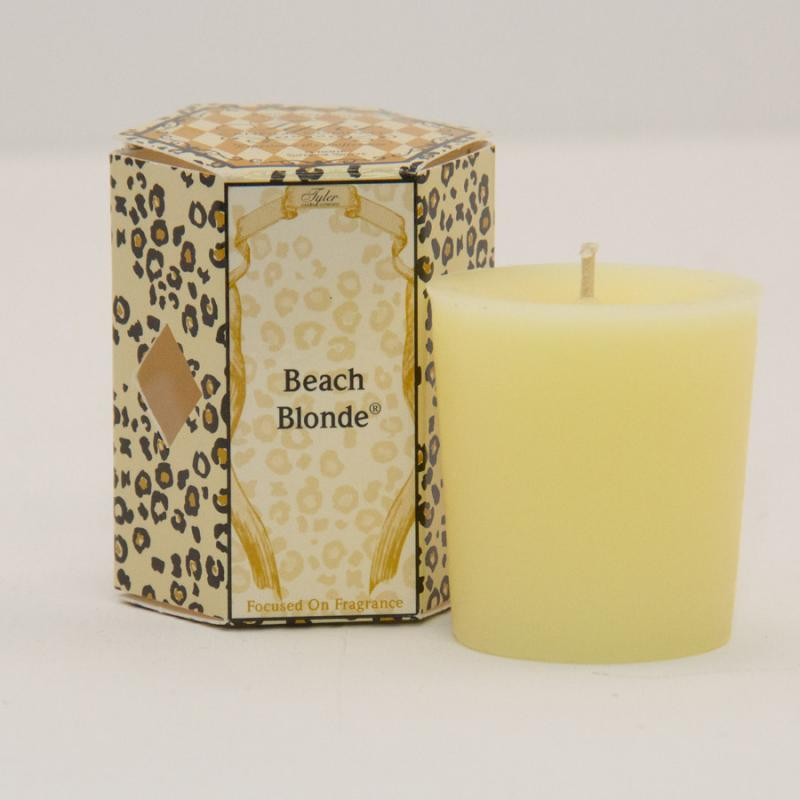 Tyler Candle Co. - Beach Blonde Votive