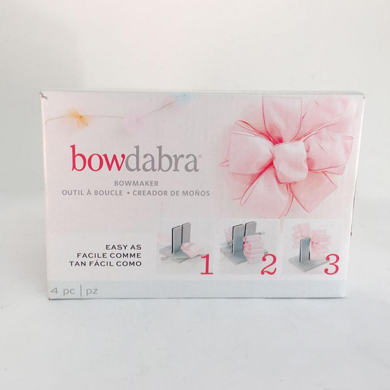 Darice Bowdabra Easy Bow Maker