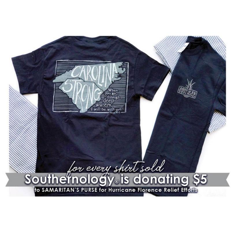 Southernology - Carolina Strong - Small