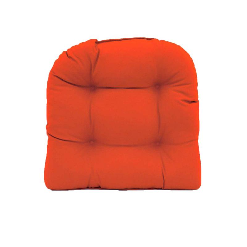 Chair Cushion - Rave Coral
