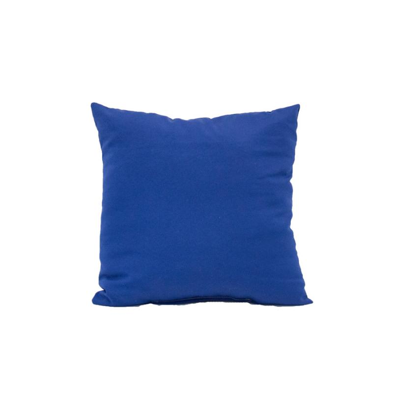 "17"" Pillow - Veranda Cobalt"