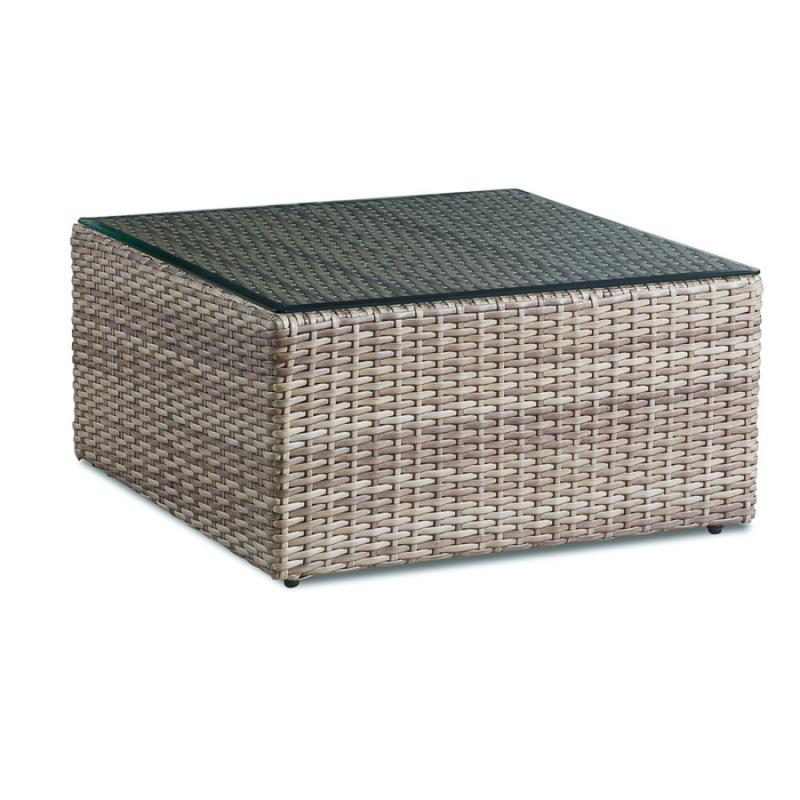 Biscayne Coffee Table - Fieldstone