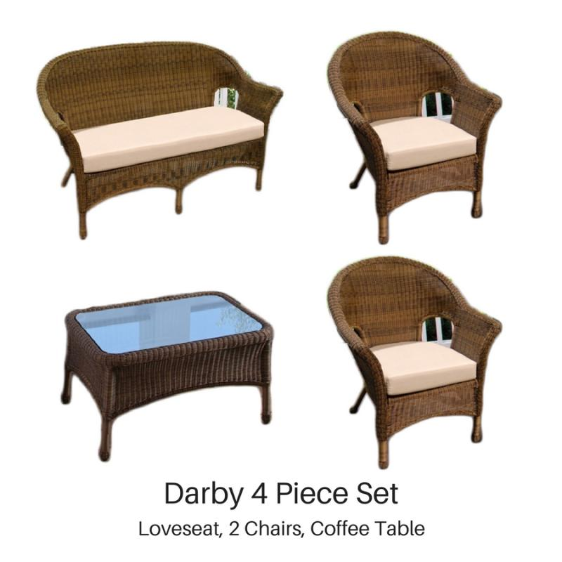 NorthCape Darby 4 Piece Set