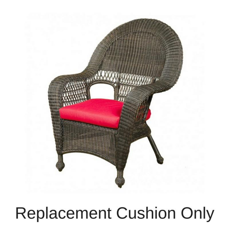 Replacement Cushion - Charleston Dining Chair by NorthCape