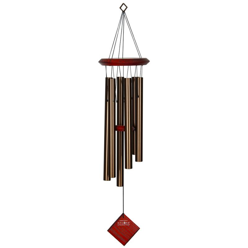 Chimes of Pluto Windchime - Bronze