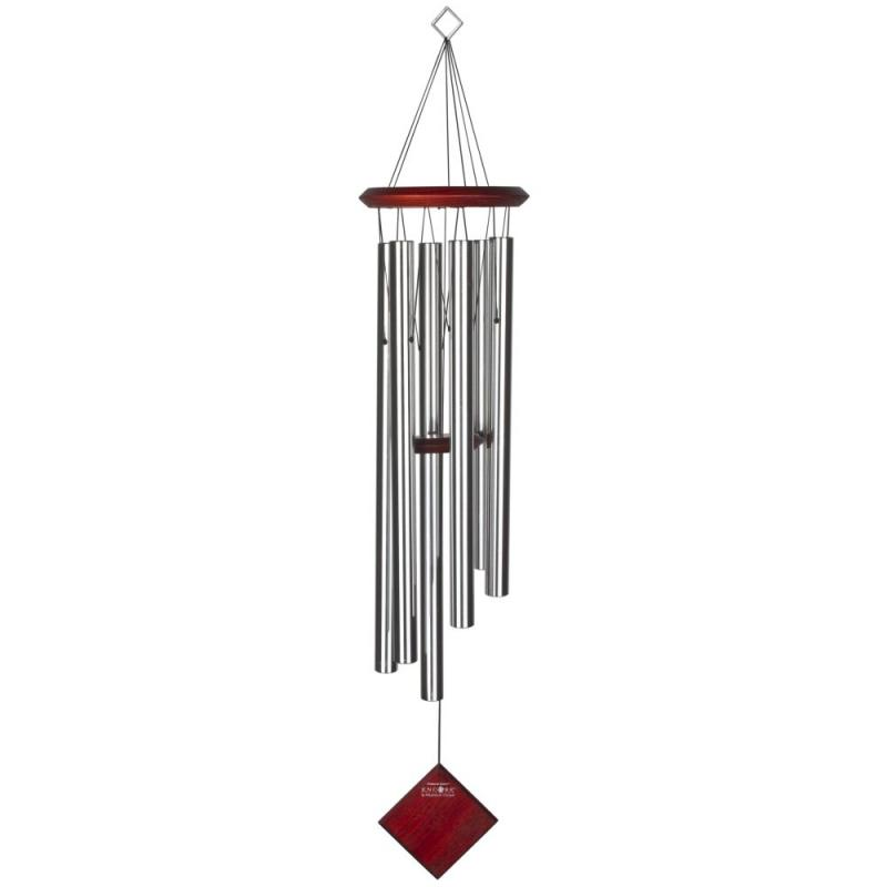 Chimes of Earth Windchime - Silver