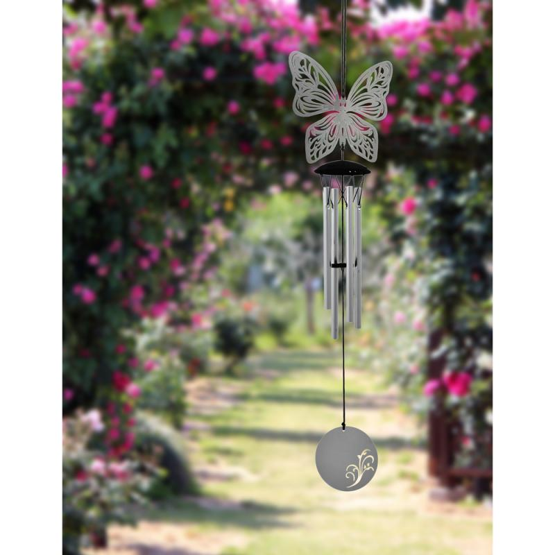 Flourish Windchime - Butterfly