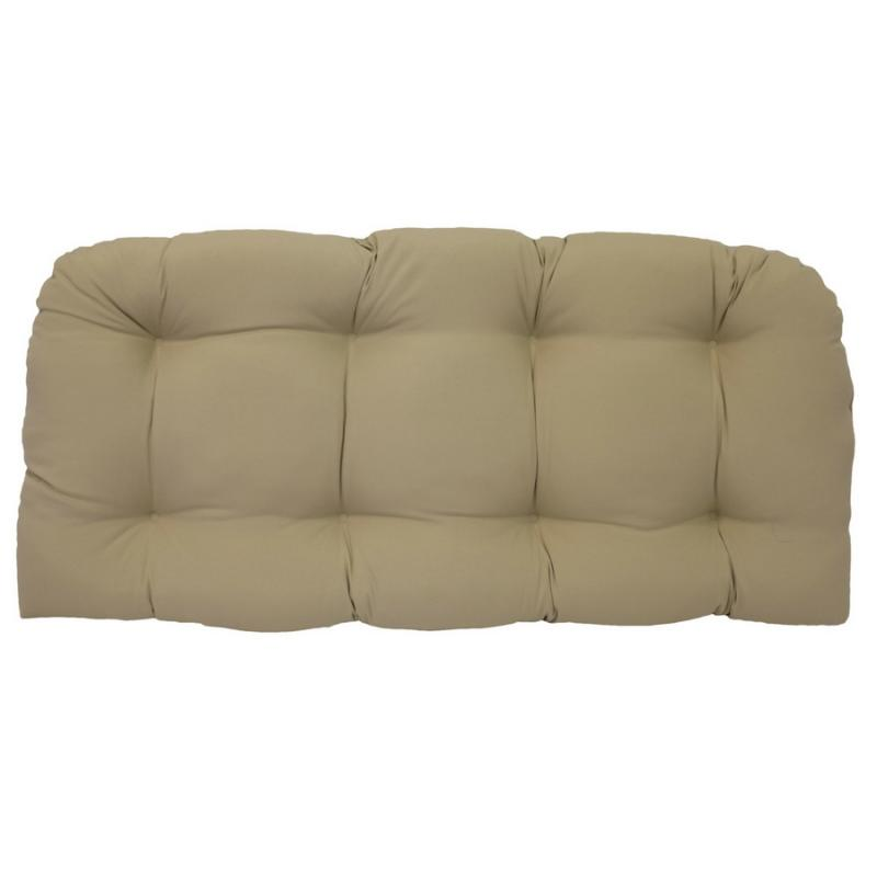 Settee Cushion - Fresco Tan