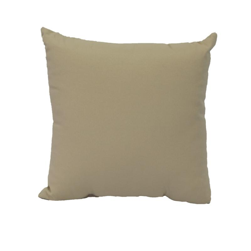 "17"" Pillow - Fresco Tan"