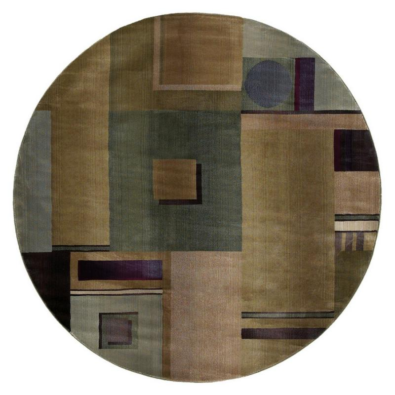 Generations 157G Round Indoor Rug