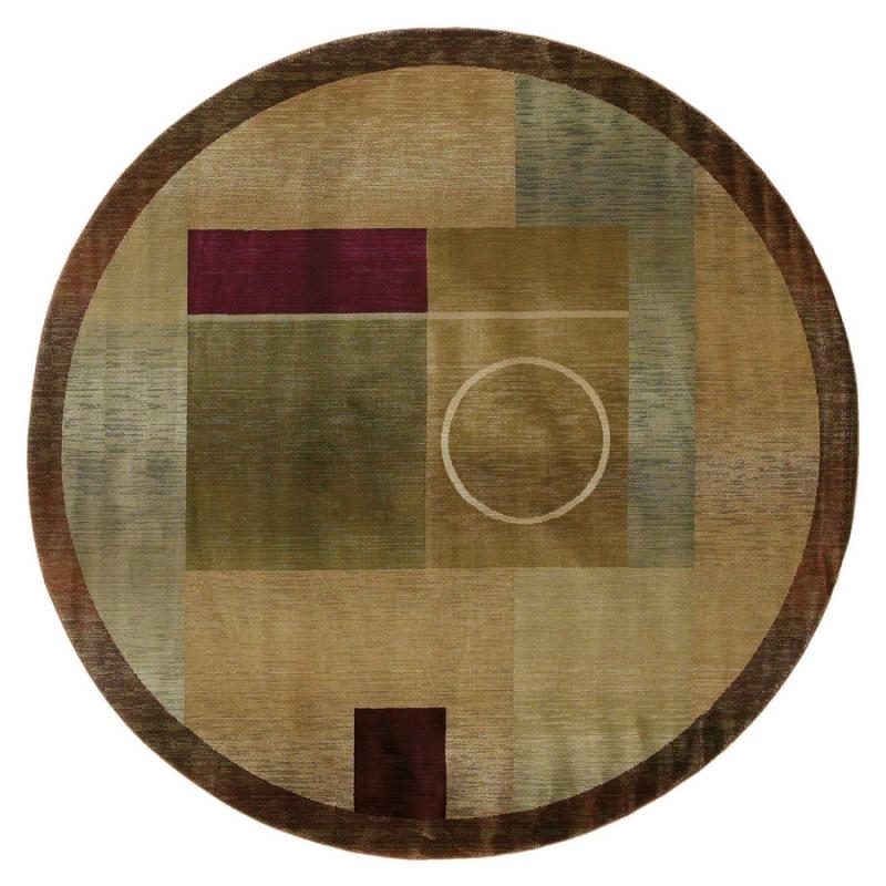 Generations 1987G Round Indoor Rug