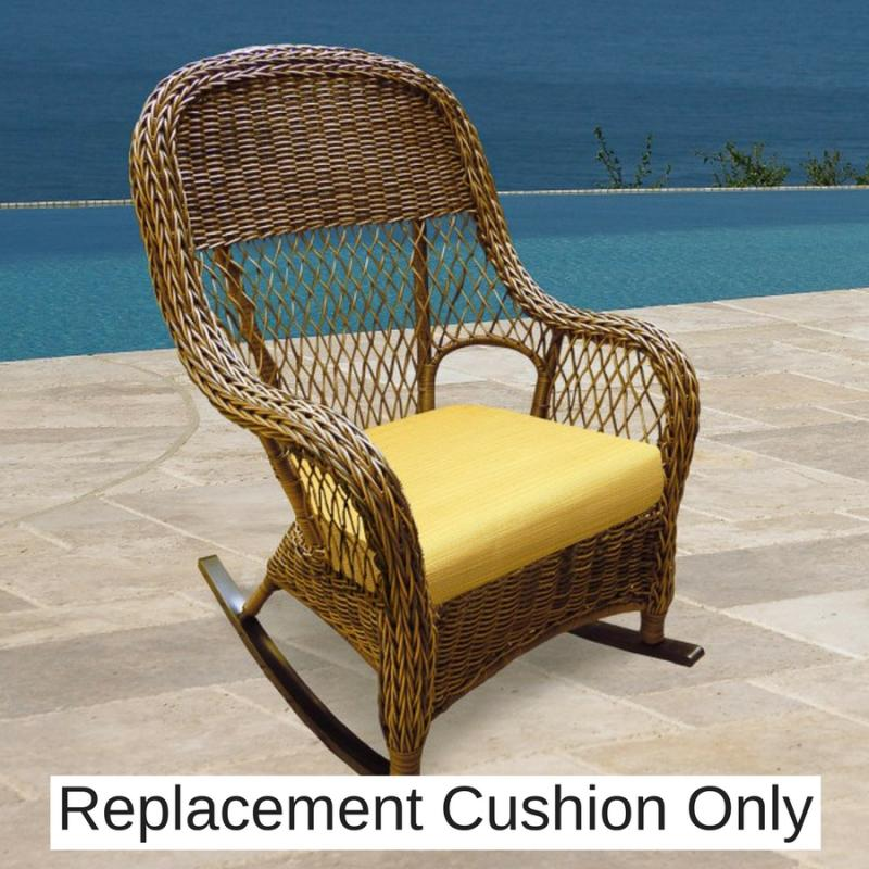 Replacement Cushion - Berkshire High Back Rocker by NorthCape