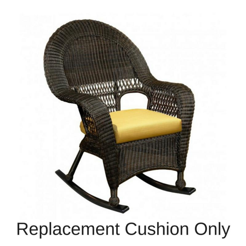 Replacement Cushion - Charleston High Back Rocker by NorthCape