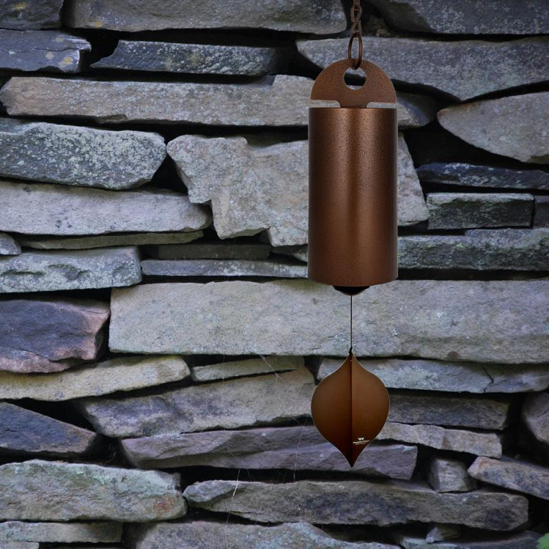 Heroic Copper Bell Windchime