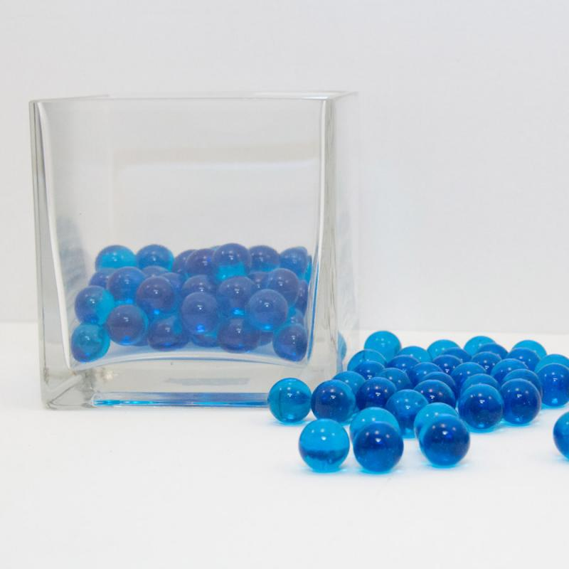 Ice Blue Marbles