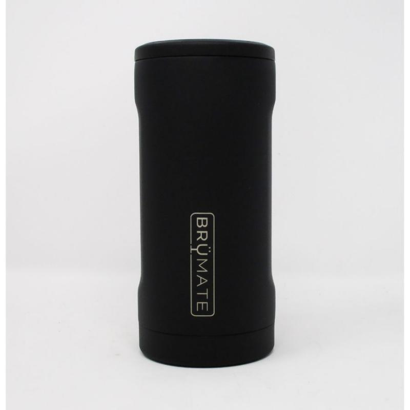 Brumate Hopsulator Slim 12 oz - Matte Black