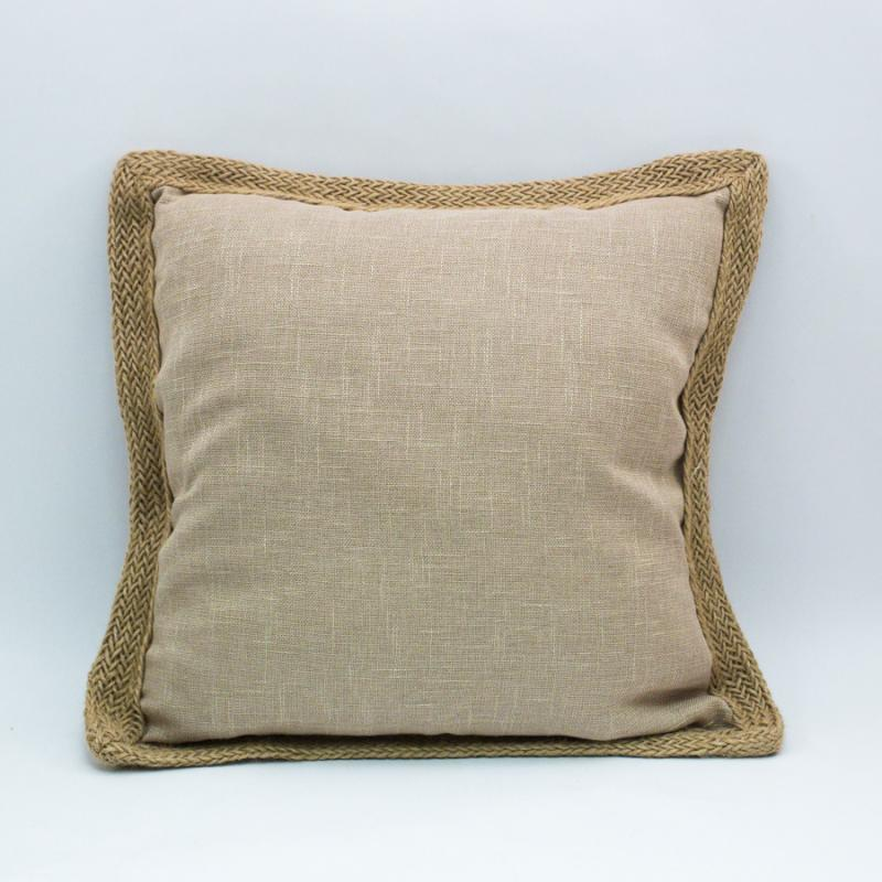 Bombay Pillow - Suede