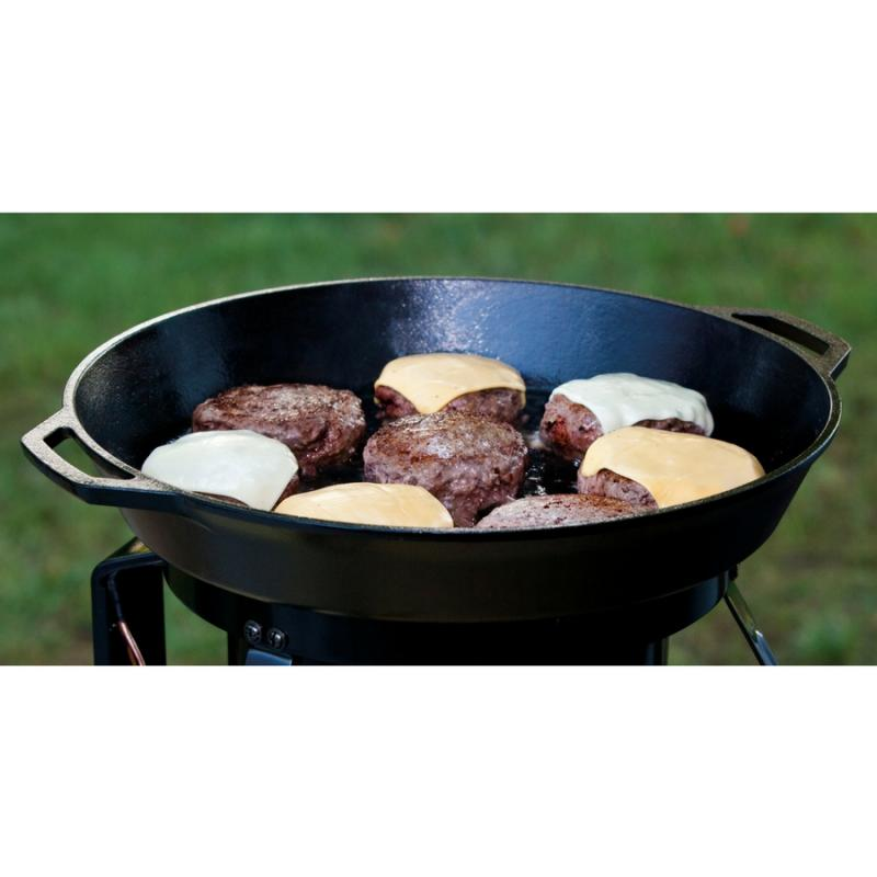 Lodge L17SK3 17 Inch Cast Iron Skillet