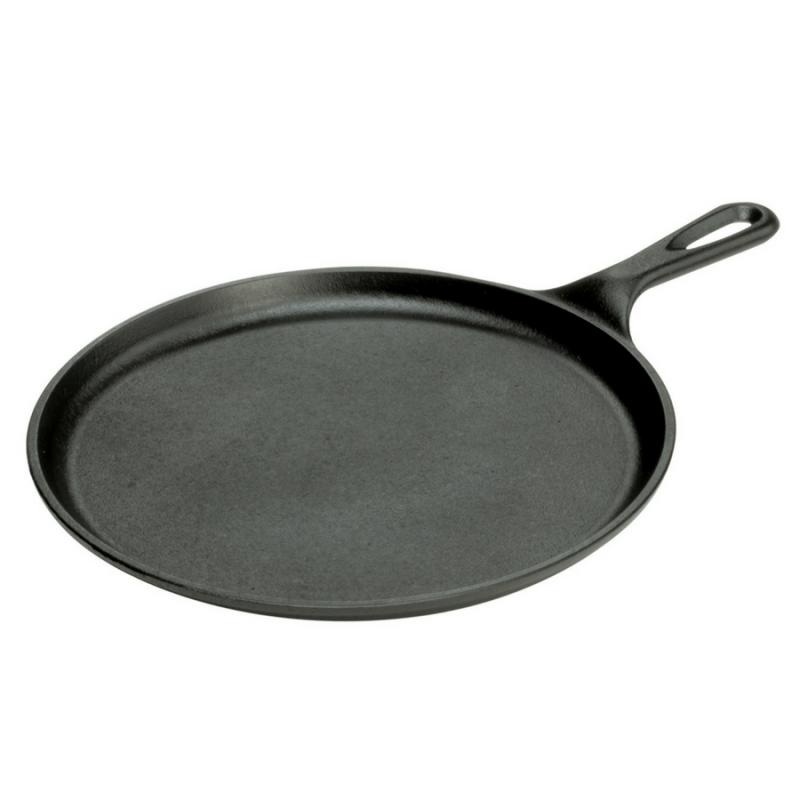 Lodge L90G3 10.5 inch Cast Iron Griddle