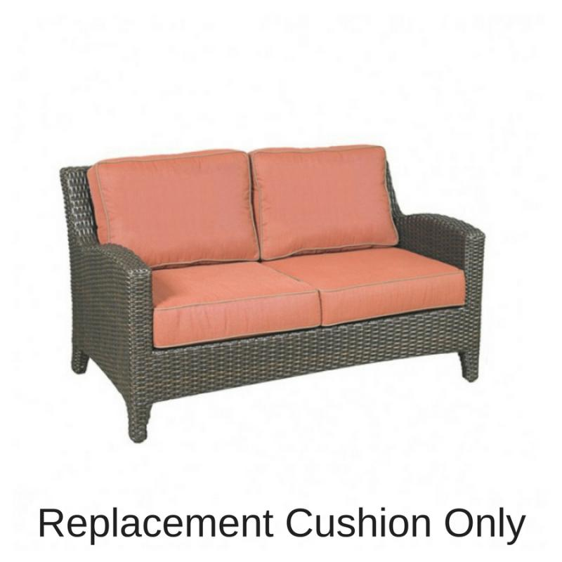 Replacement Cushion - Elegance Loveseat by NorthCape