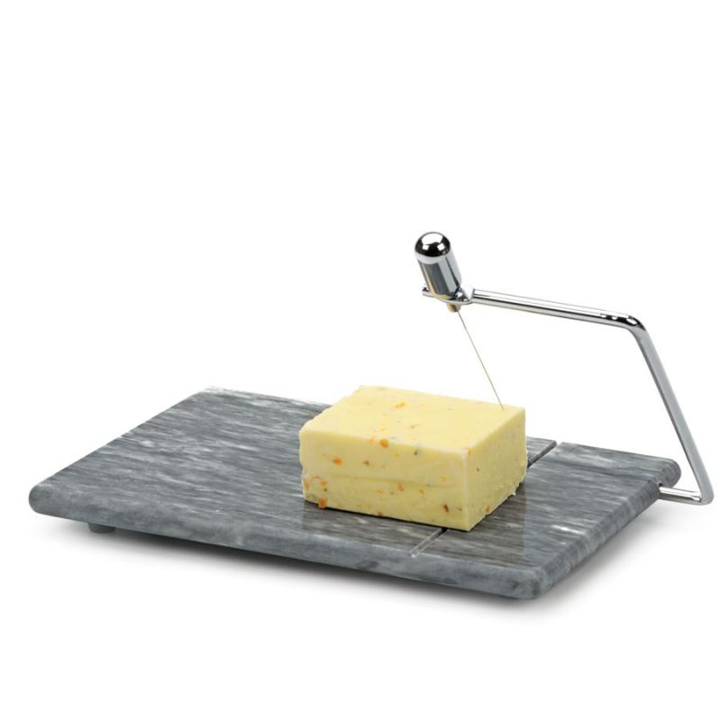 Grey Marble Cheese Slicer