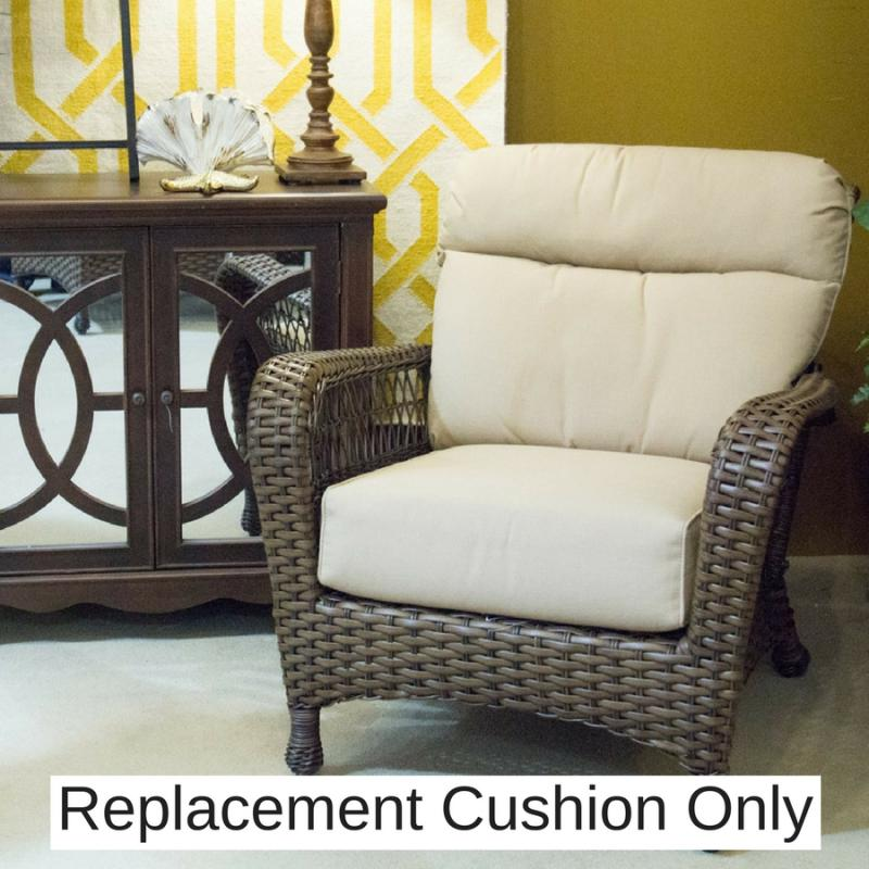 Replacement Cushion   Bel Air Morris Chair By Erwin U0026 Sons