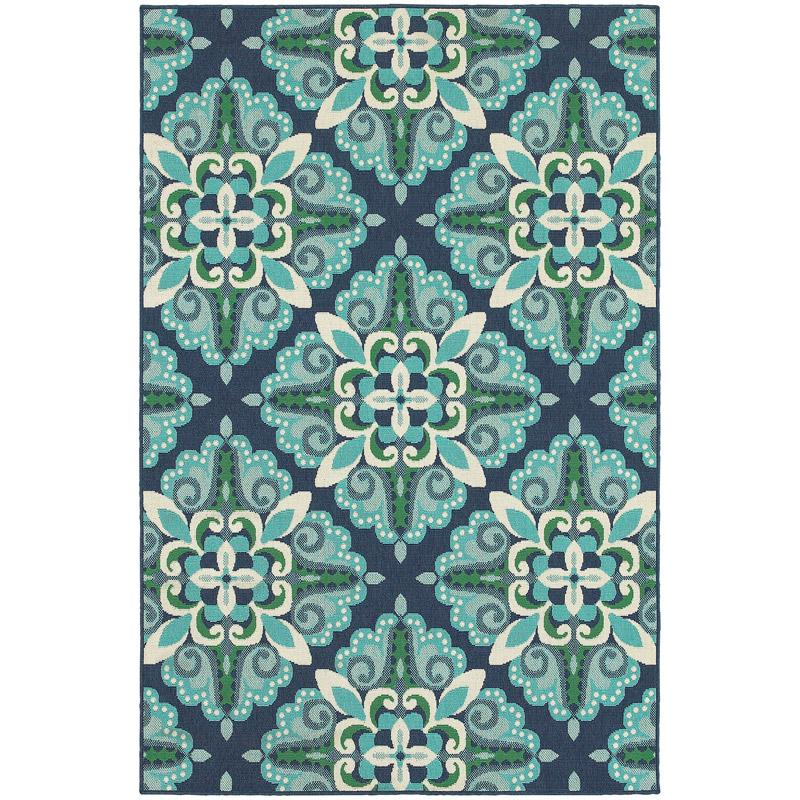 Meridian 2206B Outdoor Rug