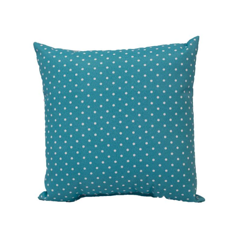 "20"" Pillow - Mini Dot Ocean"