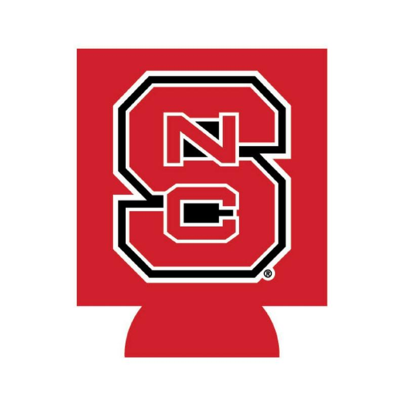 NC State Wolfpack Can Hugger - Red