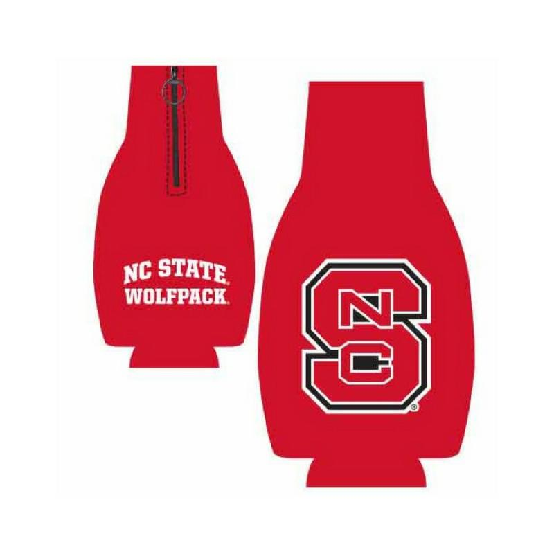 NC State Wolfpack Bottle Hugger - Red
